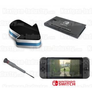 Réparation coque Nintendo Switch