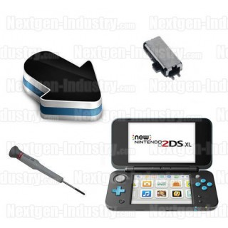Réparation bouton volume son Nintendo New 2DS XL