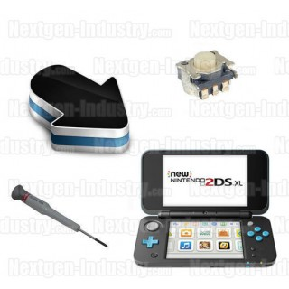 Réparation bouton power Nintendo New 2DS XL