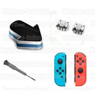 Réparation bouton gachette Joy-con Nintendo Switch