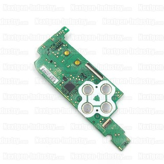 Carte PCB Power + boutons ABXY New 3DS XL
