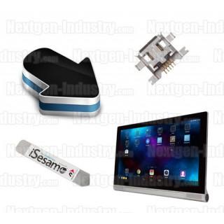 Réparation connecteur alimentation Lenovo Yoga Pro 2 1380
