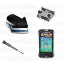 Réparation prise chargeur alimentation Vtech Kidicom Max