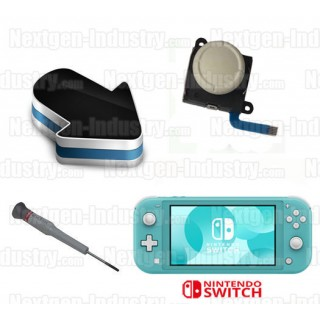 Réparation joystick Pad Nintendo Switch Lite