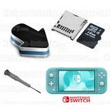Réparation lecteur micro-SD Nintendo Switch Lite