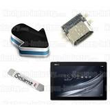 Réparation connecteur alimentation Asus Zenpad 10 Z301M
