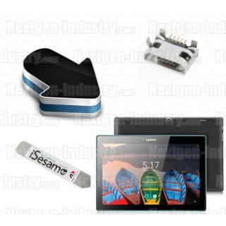 Réparation prise chargeur alimentation Lenovo Tab 10 X103F