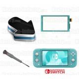 Réparation vitre tactile Nintendo Switch Lite