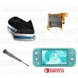 Réparation lecteur jeux cartouche Nintendo Switch Lite
