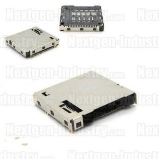 Lecteur carte Micro-SD Nintendo Switch Lite