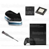 Réparation chipset hdmi affichage TV Xbox One X