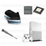 Réparation chipset hdmi affichage TV Xbox One S