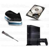 Réparation remplacement disque dur Ps4 1To